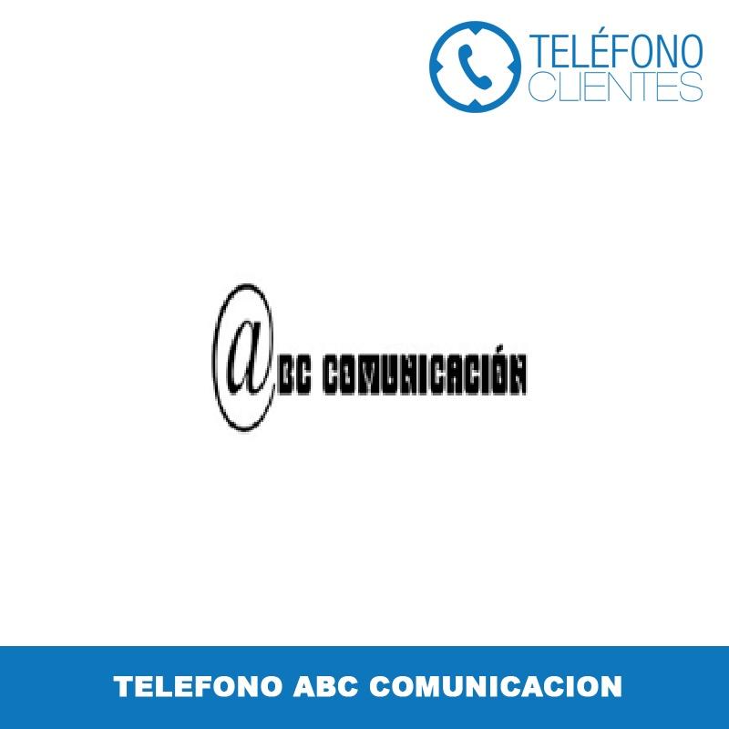 Telefono ABC Comunicación