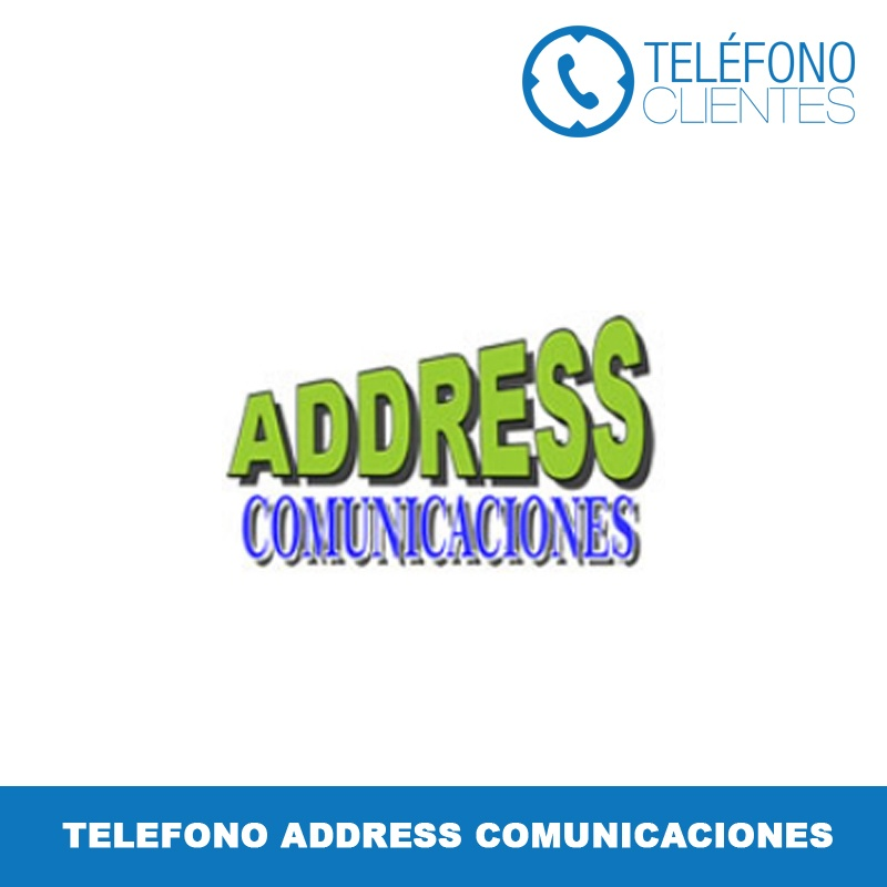 Telefono Address Comunicaciones