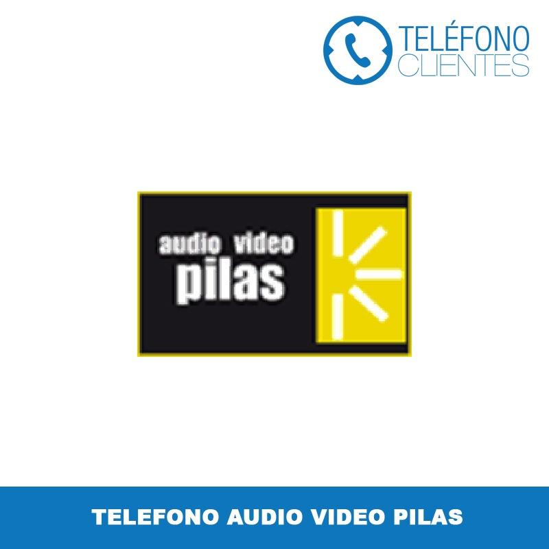 Telefono Audio Video Pilas
