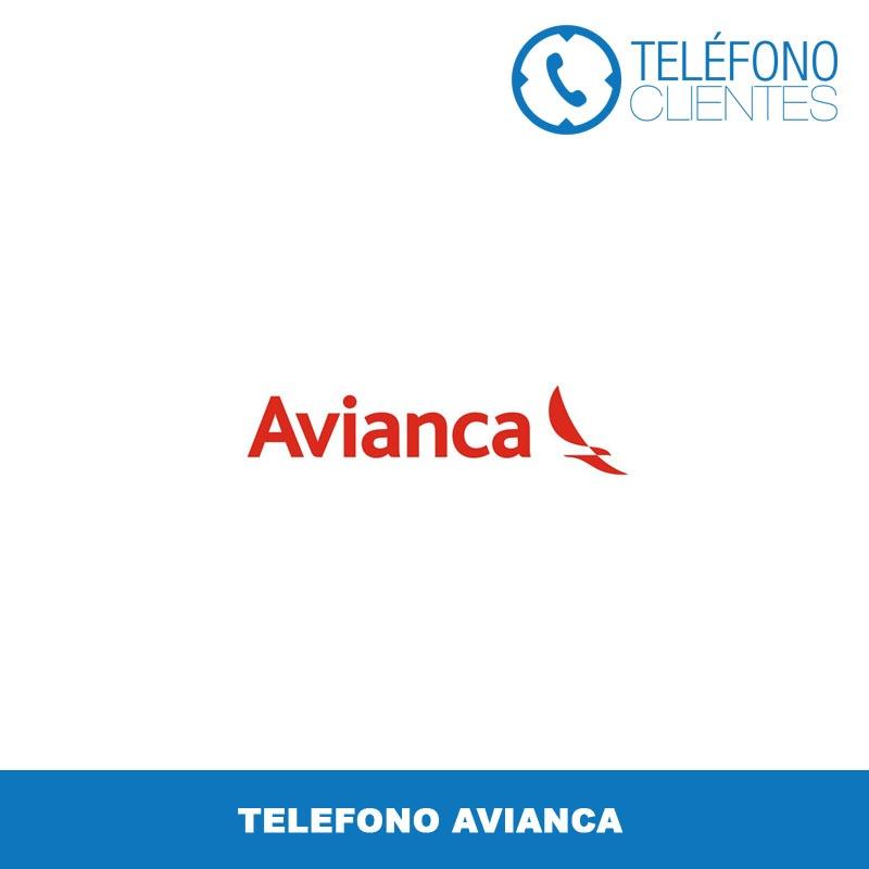 Telefono Avianca