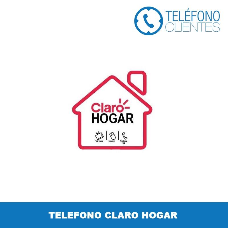 Telefono Claro Hogar