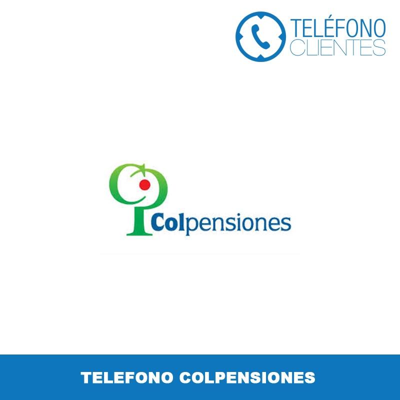 Telefono Colpensiones