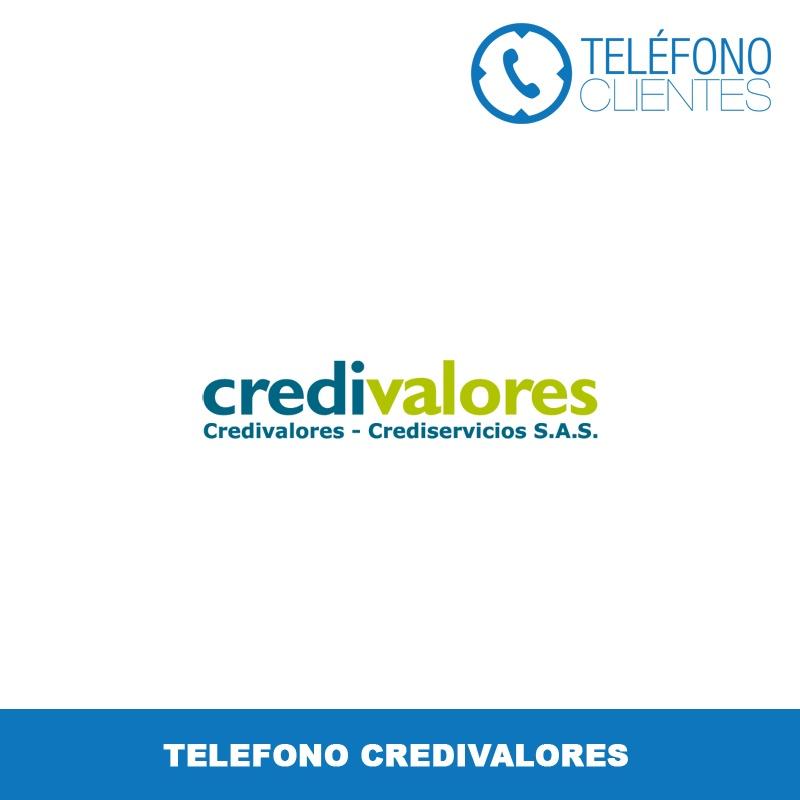 Telefono Credivalores