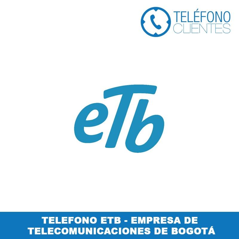 Telefono Etb – Empresa De Telecomunicaciones De Bogotá