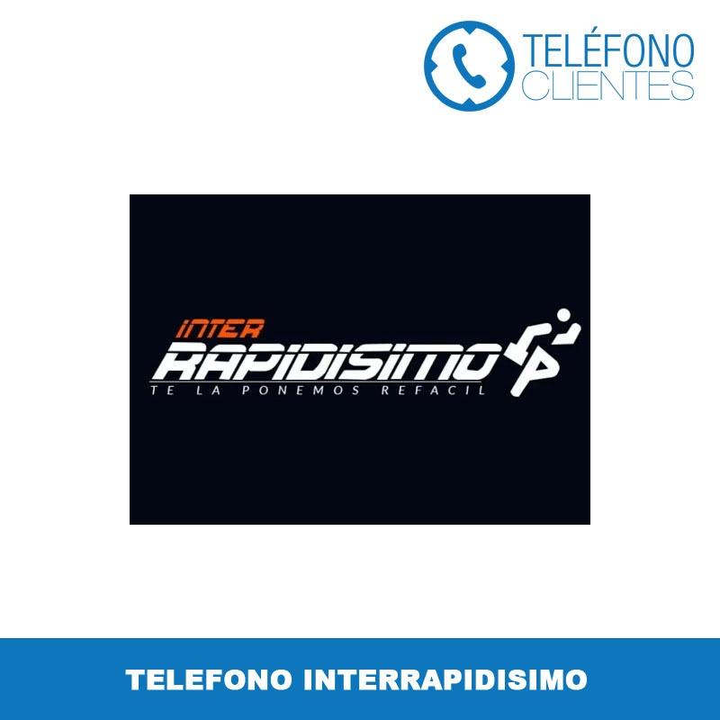 Telefono InterRapidísimo
