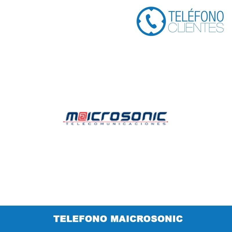 Telefono Maicrosonic