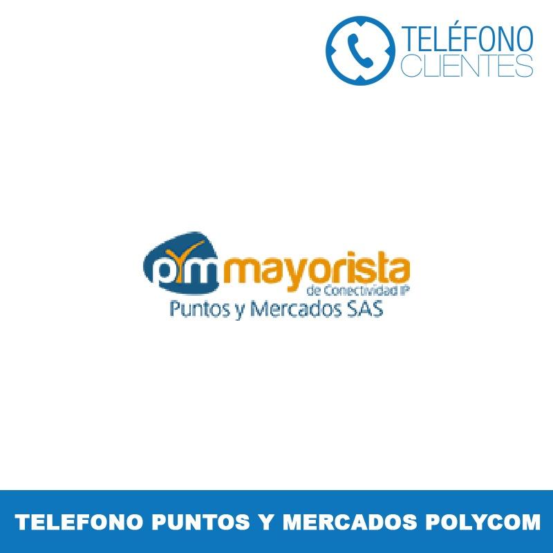 Telefono Puntos y Mercados – Polycom