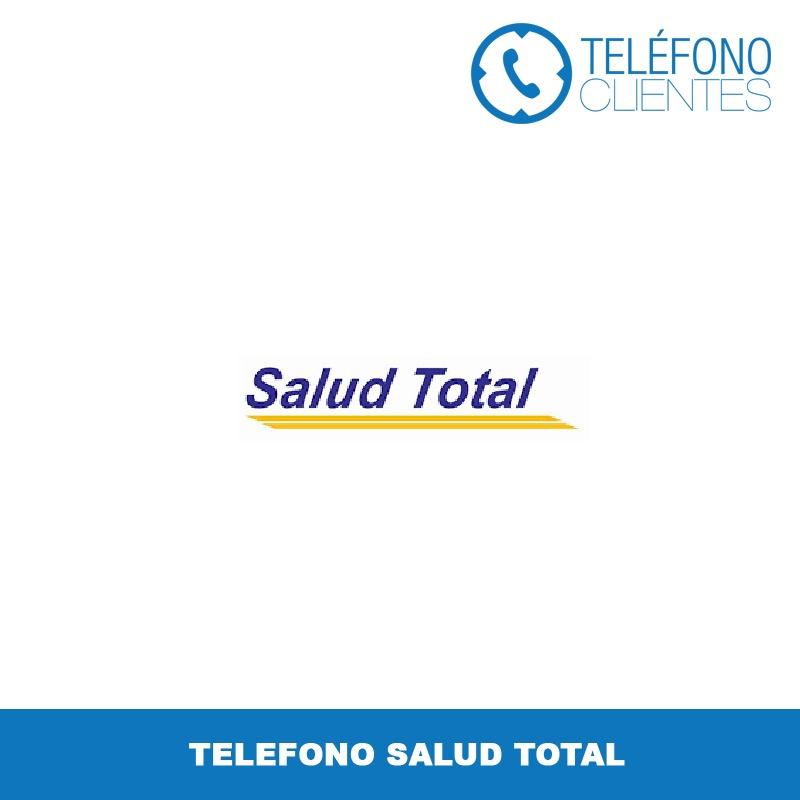 Telefono Salud Total
