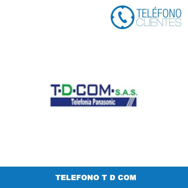 Telefono T.D. Com