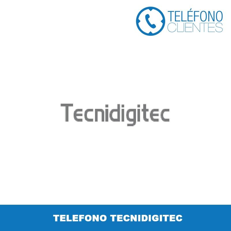 Telefono Tecnidigitec