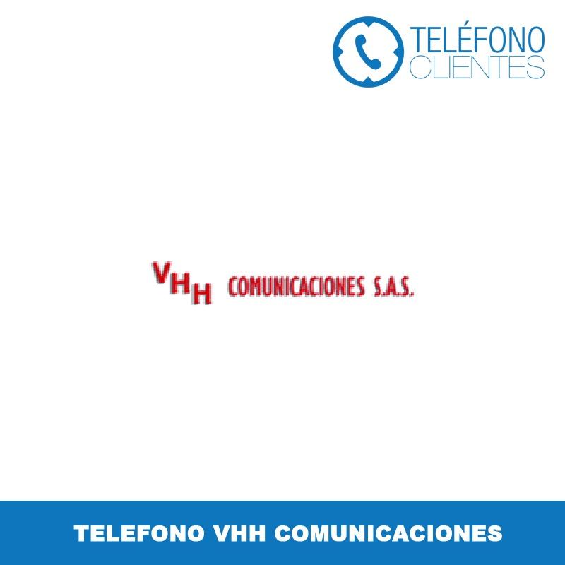 Telefono V.H.H. Comunicaciones