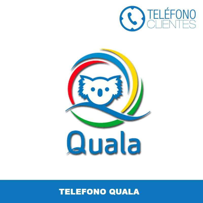Telefono QUALA S.A