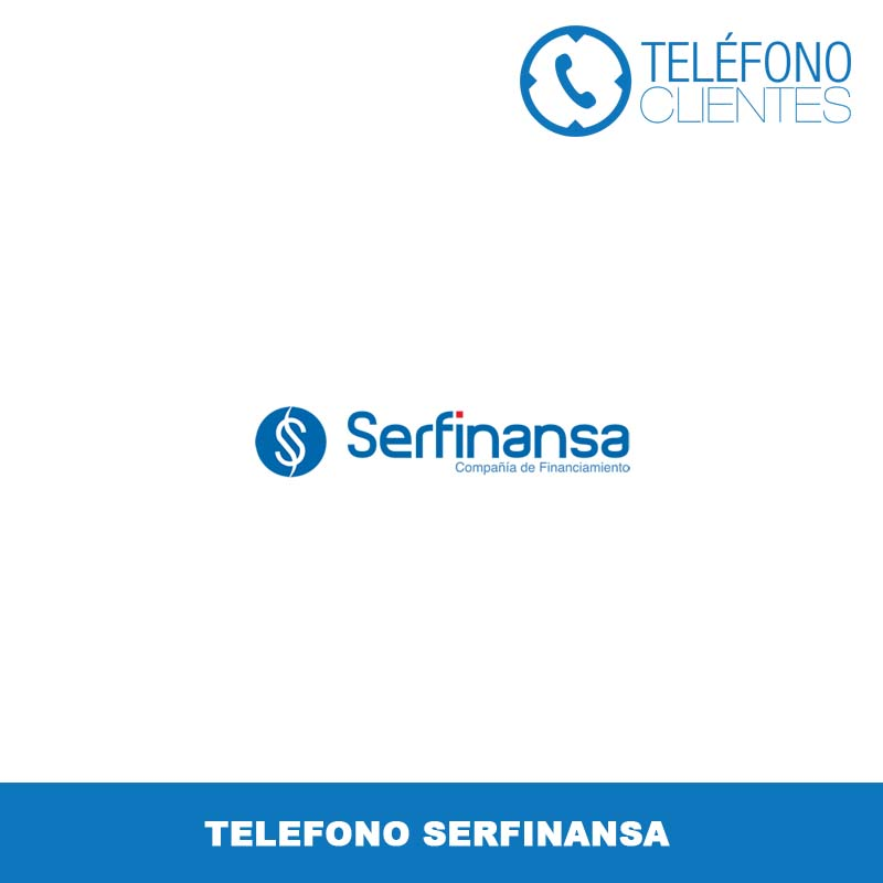 Telefono SERFINANSA